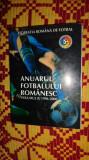 Anuarul fotbalului romanesc vol.8 , 1996-2000 / 481pagini