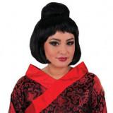 PERUCA NEAGRA petrecere model Geisha - Cod 57545