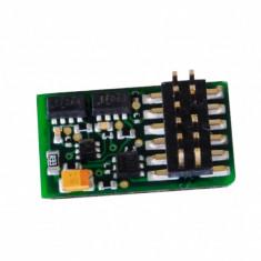 Decodor digital PluX12, NEM 658, Tillig 66023 - Macheta Feroviara Tillig, TT - 1:120, Accesorii si decor