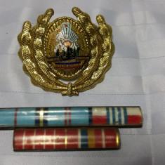INSEMNE MILITARE ARMATA ROMANA - PERIOADA COMUNISTA