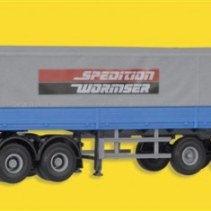 Camion MB Actros cu semiremorca si incarcatura H0 KIBRI 14652 - Macheta auto