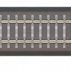 Sina dreapta cu terasament 166mm, TT Tillig 83701 - Macheta Feroviara Tillig, TT - 1:120, Sine