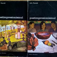 John Rewald – Postimpresionismul {2 volume}