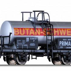 Vagon cisterna Primagaz, SBB, Epoca III, H0, Tillig 76560 - Macheta Feroviara Tillig, H0 - 1:87, Vagoane