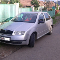 Skoda 1.4, An Fabricatie: 2002, Benzina, 180000 km, 1397 cmc, FABIA