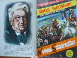 Banda desenata romaneasca , Neamul Soimarestilor , desene Nicu Russu , Stadion