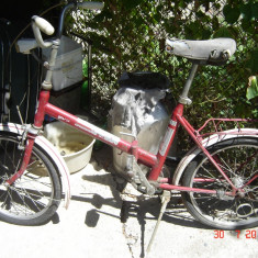 Bicicleta PEGAS PRACTIC din anii '70 - Bicicleta retro, 20 inch, Numar viteze: 1