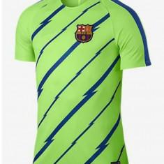 Tricou fotbal FC Barceloma model nou 2018, 10 Messi - Tricou echipa fotbal, Marime: M, XL, XS, Culoare: Alb, De club, Real Madrid, Maneca scurta