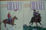 Cumpara ieftin Lester Cockney , editie integrala , 2 volume de lux , banzi desenate , aventuri