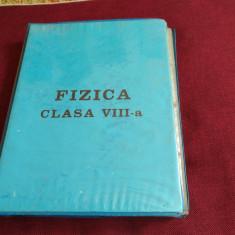DIAPOZITIVE FIZICA CLASA VIII-A