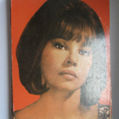 Carte postala actori - Leslie Caron