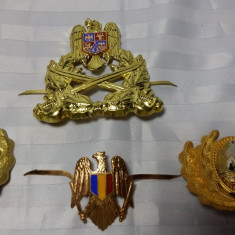 INSEMNE MILITARE ARMATA ROMANA - INAINTE SI DUPA 1989