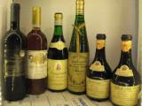 6 sticle vin -VECHI DE COLECTIE - LOT ( S ) recoltare 1991/88/89/89/91, Sec, Rosu, Europa