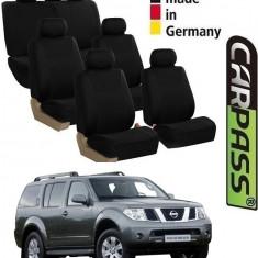 Huse Scaune Dedicate Nissan Pathfinder 7 Locuri 2004-2013 Premium
