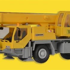Automacara LIEBHERR LTM 1030/2 KIBRI HO (1:87) 13024 - Macheta Feroviara
