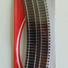 Set 4 sine curbe H0, Mehano F210 - Macheta Feroviara Mehano, H0 - 1:87