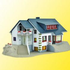 Kit Casa pe malul lacului H0 43711 Kibri - Macheta Feroviara Kibri, H0 - 1:87, Accesorii si decor