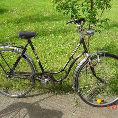 Bicicleta oldtimer WESTERHEIDE anii '50 - Bicicleta retro, 28 inch, Numar viteze: 1