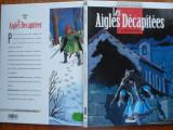 Les Aigles Decapitees , Le loup de cuzion , benzi desenate , aventuri