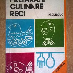 N. Olexiuc - Preparate culinare reci