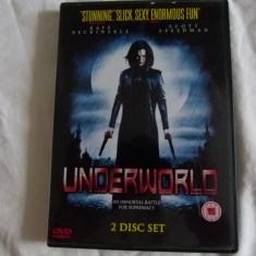 Underworld - 2 dvd - Film actiune Altele, Altele