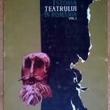 G. Oprescu - Istoria teatrului in Romania, vol. I - Carte Teatru