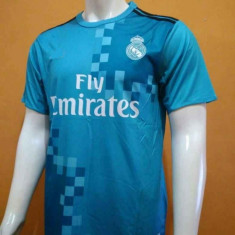 Tricou fotbal REAL MADRID, model 2018 RONALDO 7 - Tricou echipa fotbal, Marime: L, XL, XS, Culoare: Din imagine, De club, Maneca scurta