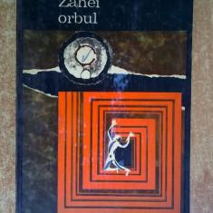Vasile Voiculescu – Zahei orbul - Roman