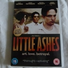 Little Ashes - dvd - Film actiune Altele, Altele