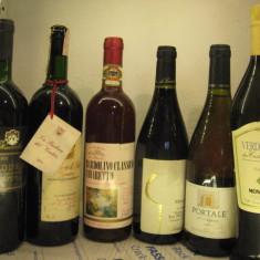 6 sticle vin -VECHI DE COLECTIE - LOT ( i ) recoltare 1991/92/93/95/96/97 - Vinde Colectie, Aroma: Sec, Sortiment: Rosu, Zona: Europa