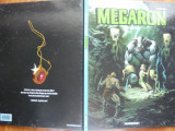 Patrick Pion , Megaron , Le mage exile , benzi desenate fantastice