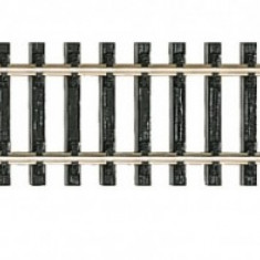 Sina dreapta G1 166mm, TT Tillig 83101 - Macheta Feroviara Tillig, TT - 1:120, Sine