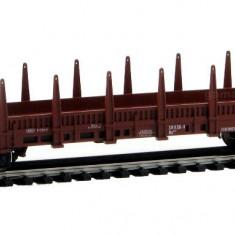 Vagon Platforma KBS 442 Mehano 54768 HO - Macheta Feroviara Mehano, H0 - 1:87, Vagoane