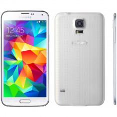 Vand samsung galaxy S5 Replică... - Telefon mobil Samsung Galaxy S5, Alb, 16GB, Neblocat, Single SIM