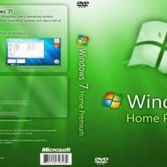 LICENTA Windows 7 Home Premium + antivirus gratuit - Sistem de operare, DVD, OEM, peste 10