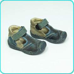 DE CALITATE → Pantofi de vara, usori, comozi, piele, RICHTER → baieti | nr. 21 - Pantofi copii, Culoare: Din imagine, Piele naturala