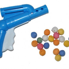 Pistol plastic cu bile - Decoratiuni petreceri copii