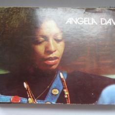 Carte postala actori - Angela Davis
