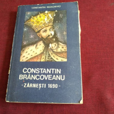 CONSTANTIN REZACHEVICI - CONSTANTIN BRANCOVEANU - Istorie