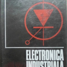 Electronica Industriala - I. Ponner, 399937 - Carti Electrotehnica