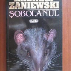 Sobolanul - Carte Horror