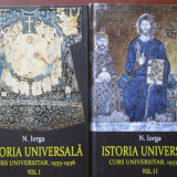 Istoria universala. Curs universitar 1933-1936 1 si 2