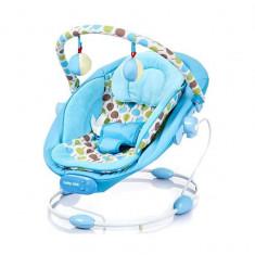 Balansoar muzical copii Baby Mix LCP BR245 007 Blue - Balansoar interior