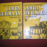Limba Germana Curs Practic - Emilia Savin Ioan Lazarescu (2 vol.) - Curs Limba Germana