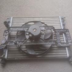 Radiator Logan 1.4 fara aer original Valeo - Sistem Incalzire Auto Valeo, Dacia