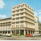 BUCURESTI - INSTITUTUL DE ARHITECTURA ION MINCU RSR 1986 - Carte Postala Muntenia dupa 1918, Circulata, Printata