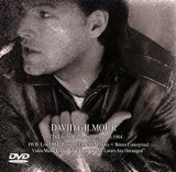 DAVID GILMOUR - LIVE IN HAMMERSMITH ODEON, 1984, 1 DVD + 1 CD