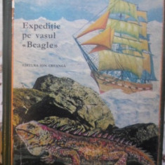 Expeditie Pe Vasul Beagle - Paul Kanut Schafer, 399966 - Carte Geografie