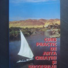 PAVEL CORUT - CURS PRACTIC DE ARTA CREATIEI SI SUCCESULUI - Carte dezvoltare personala
