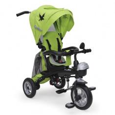 Triciclete Copii Moni Fenix Verde - Tricicleta copii